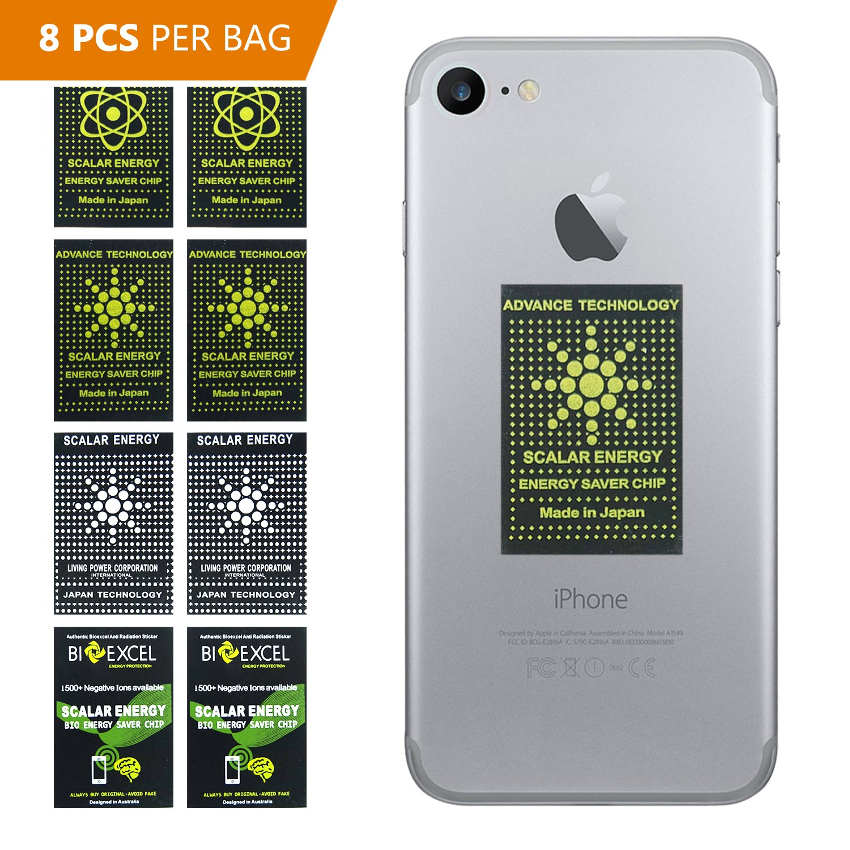 Amazon.com: EMF Protection Anti Radiation Shield Sticker for ...