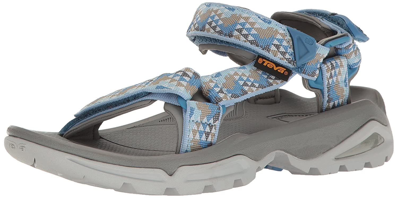 Teva Women's W Terra Fi 4 Sandal B01IPYXPNG 12 B(M) US Palopo Blue