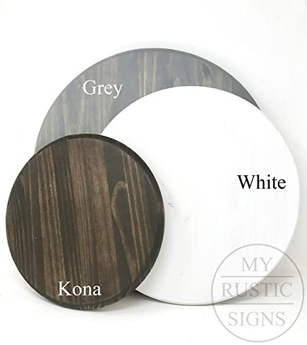 Brilliant Blank Wood Circle Singles And 4 Packs 12 24 Ocoug Best Dining Table And Chair Ideas Images Ocougorg
