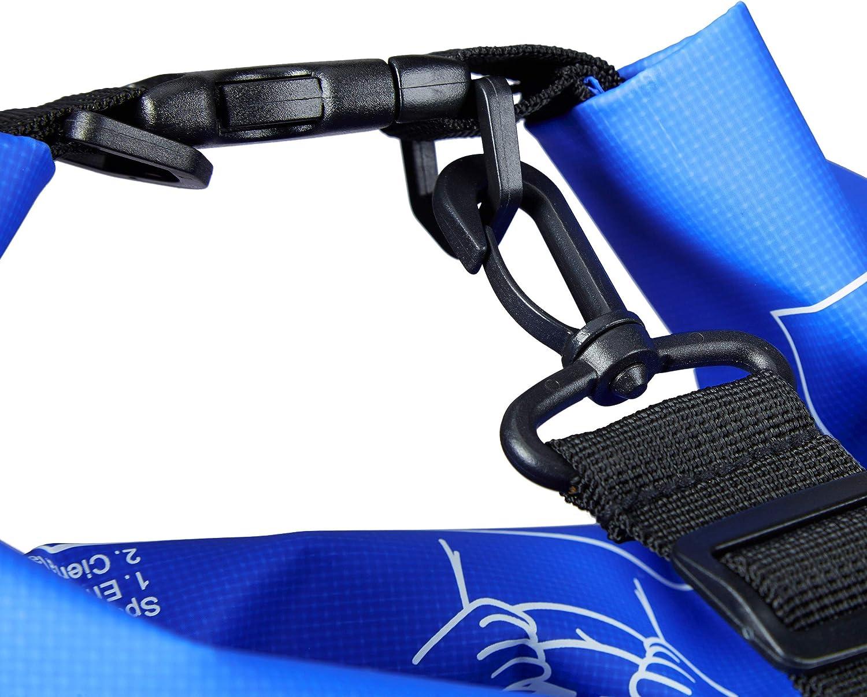 Relaxdays Ocean Pack Waterproof Bag