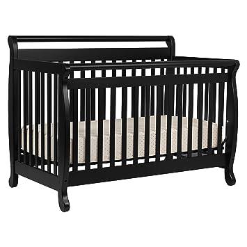 Amazon Com Davinci Emily 4 In 1 Convertible Crib In Ebony Finish