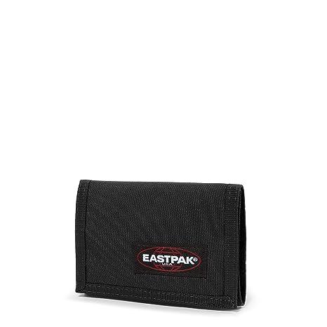 Eastpak Crew Single Cartera, 13.5 cm, Negro (Black)