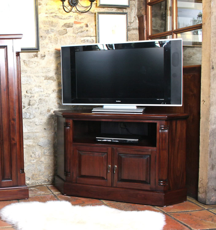 baumhaus La Roque - Mueble esquinero para televisión: Amazon.es: Electrónica