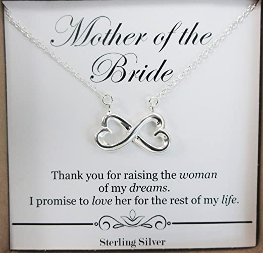 amazon com gift for mother of the bride from groom sterling