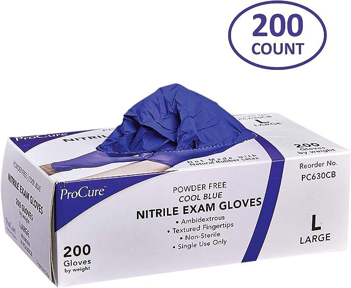 The Best Blue Nitrile Gloves Xl Food Grade