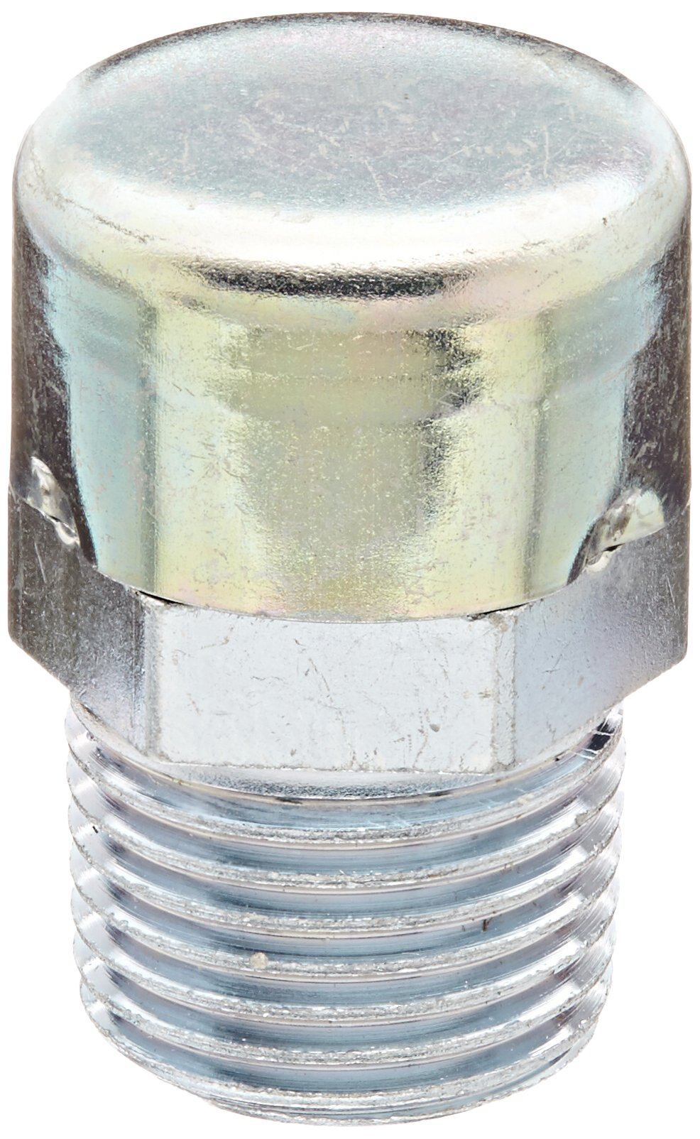 Gits 1633-050801 Style 1633 Breather Vent, 1/2-14 NPT Breather with Screen and Nylon Filter