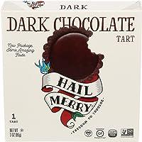 Hail Merry, Tart Dark Chocolate, 3 Ounce
