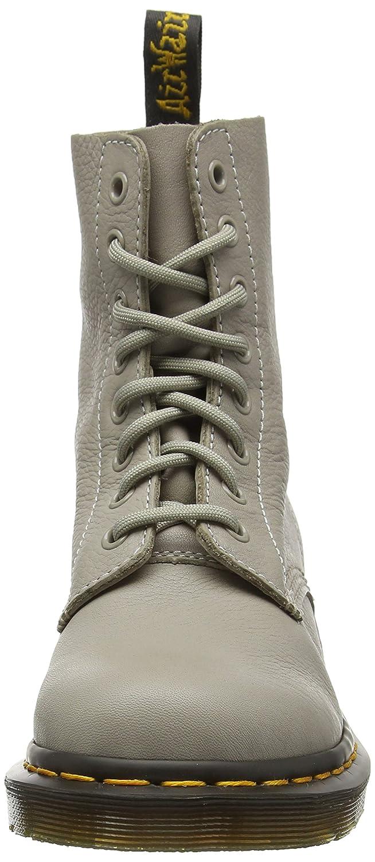 6d3feaf0b4 Amazon.com | Dr. Martens Women's 1460 Pascal Mid Calf Boot Taupe 7 M UK (9  US) | Mid-Calf