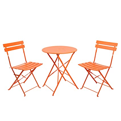 outdoor chair table and piece decorative folding chairs set patio metal new drop extraordinary leaf stunning furniture shocking