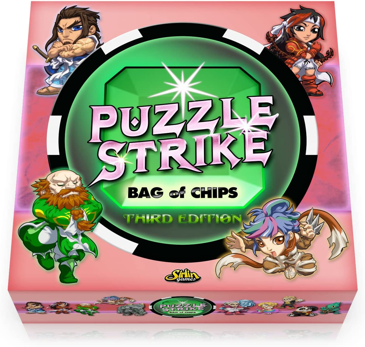 Sirlin Games SIRPS03 Puzzle Strike 3rd Edition by Sirlin Games ...