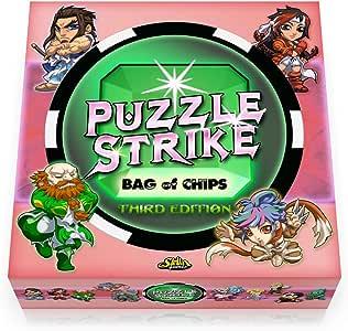 Sirlin Games SIRPS03 Puzzle Strike 3rd Edition by Sirlin Games: Amazon.es: Juguetes y juegos