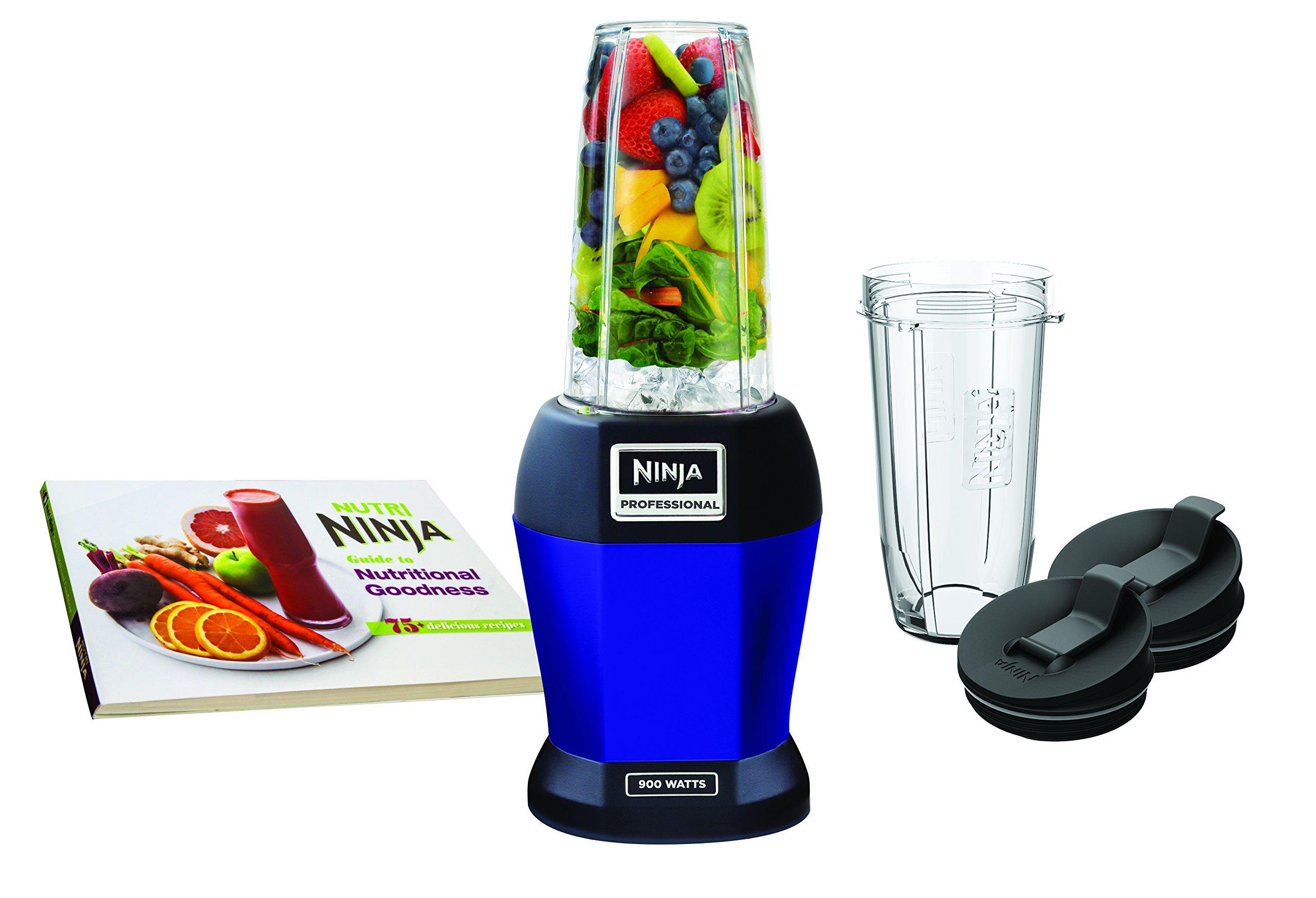 Nutri Ninja Pro Blender, Blue (BL456BL)