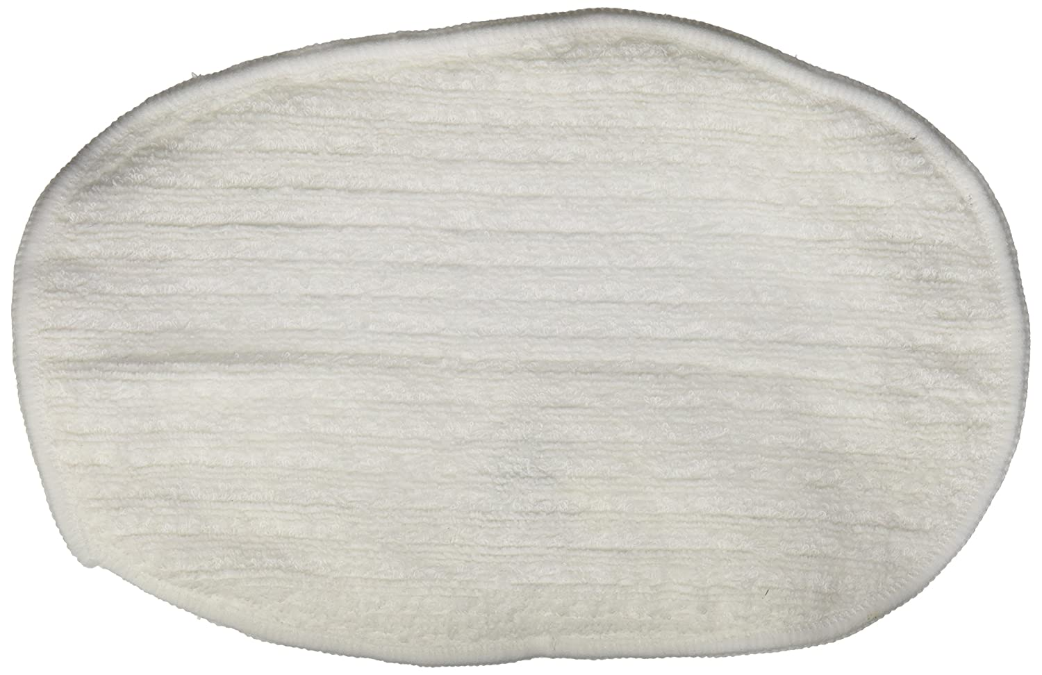2 Bissell Washable, Reusable Steam Replacement Microfiber Mop Pads Fit Bissell Steam Mop model 1867; Compare to Bissell Steam Mop Part # 203-2158, 2032158, 3255, 32525; Designed & Engineered By Crucial Vacuum