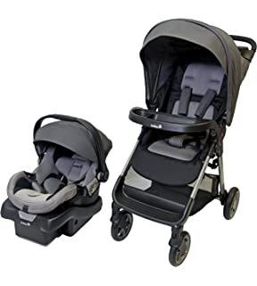 Safety 1st Smooth Ride LX Travel System Monument