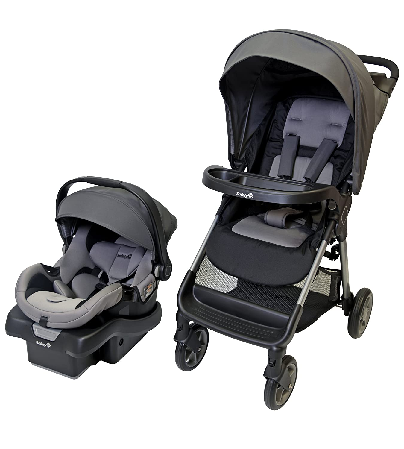 Safety 1st Smooth Ride LX Travel System- Monument Dorel Juvenile 01292CEEL