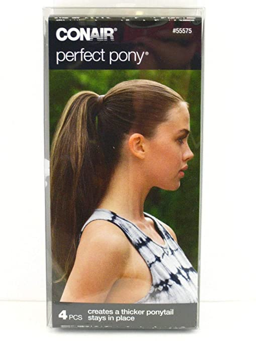 Conair Perfect Pony 4 Piece Kit 1 Ea
