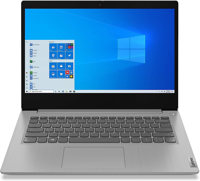 Lenovo IdeaPad 3 Laptop 10th Gen i5-1035G1, 14
