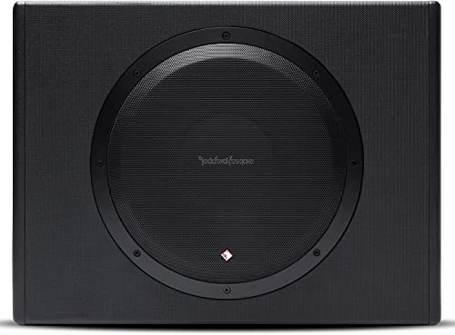 Rockford Fosgate P300-12 Punch subwoofer review