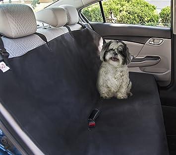 Amazon.com : Go Buddy Waterproof Dog Car Seat Cover for Trucks, SUV ...