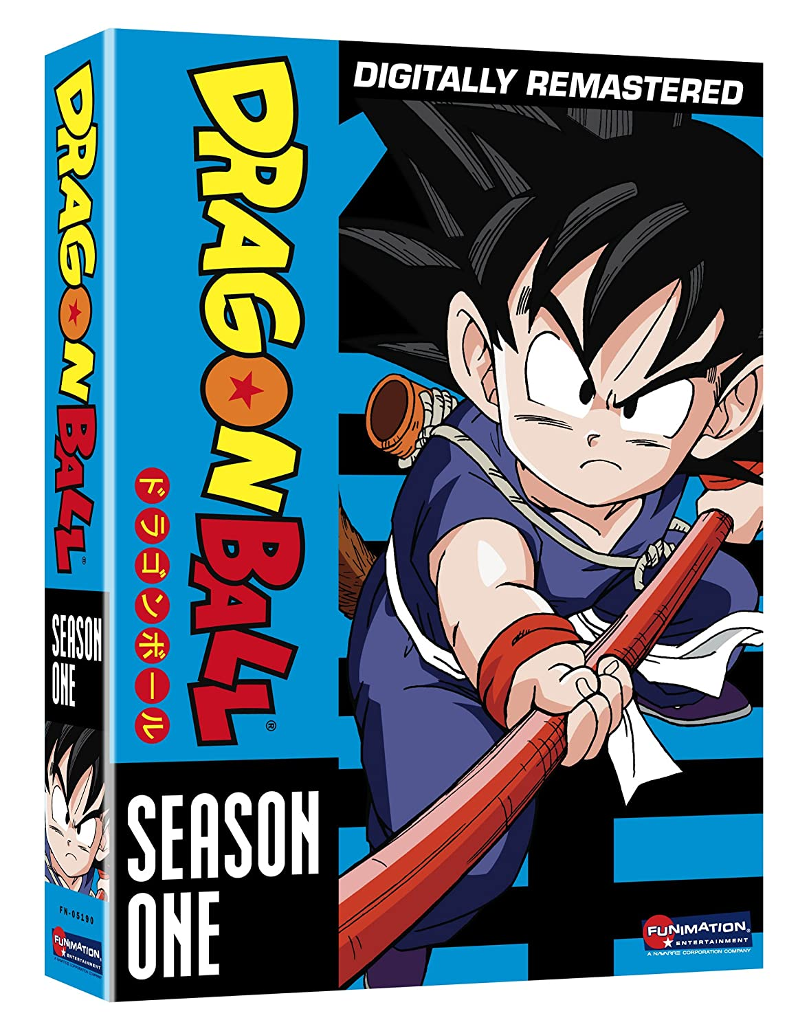 DragonBall: Season One Not Available Funimation! Unidisc 28935024 Anime / Japanimation