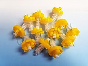 [DXM]Yellow Dental Dynamic Mixing Tips for Heraeus Kulzer and More 1 Bag (50pcs)