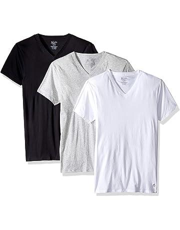 ecf37421752d0 Original Penguin Men s 100% Cotton Slim Fit V-Neck T-shirt Tee