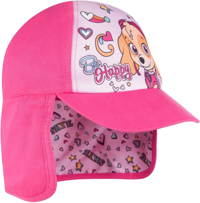 Paw Patrol Kappe M/ädchen Kinder Safari Hut Alter 1 bis 6 Jahre