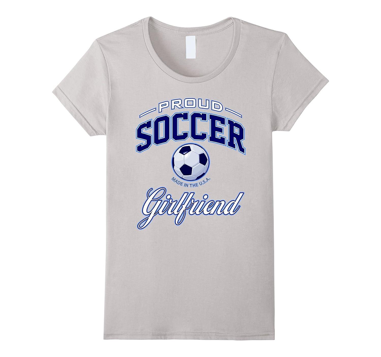 Amazon Com Womens Soccer Girlfriend Shirts For Women Clothing