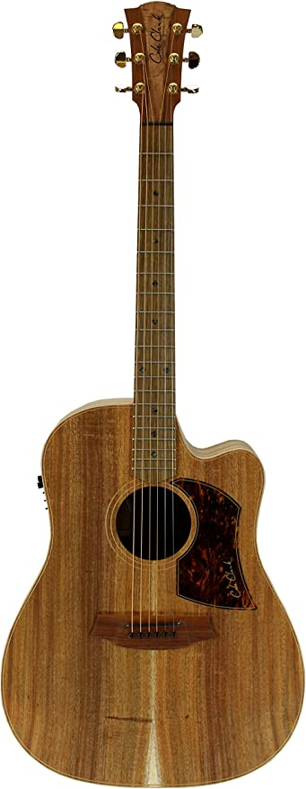 Cole Clark Fat Lady 2 serie ECO de Australia Blackwood guitarra ...
