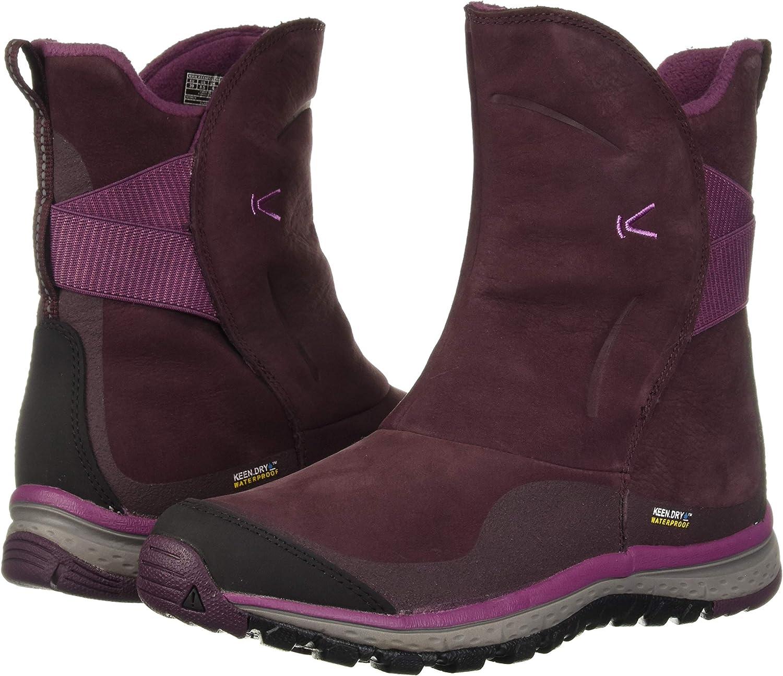 KEEN Womens Winterterra Leather Boot WP
