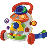 Chicco Baby Steps Activity Walker - White