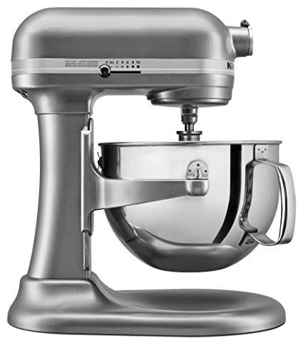 Amazon.com: KitchenAid KL26M1XSL Professional 6-Qt. Bowl-Lift Stand on kitchenaid mixer, kitchenaid professional 6000 hd, kitchenaid 4.5 quart glass bowl, kitchenaid professional 600 series hd,