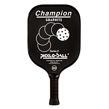 "Campeón Pickleball paleta, Thin grip - 4"", ..."