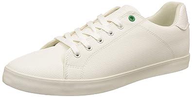 372ad6522ae United Colors of Benetton Men s White Sneakers - 11 UK India (45.5 EU)