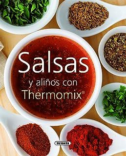 Salsas y Alinos con Thermomix