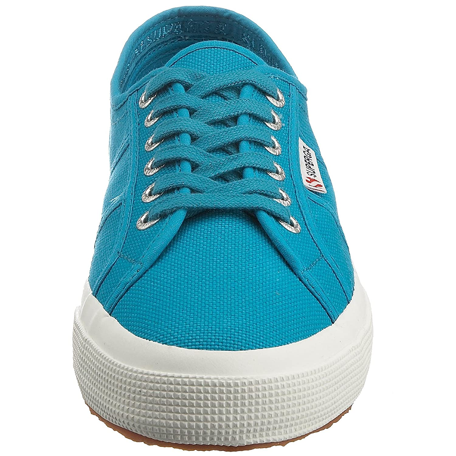 Superga 2750 Cotu Classic, Baskets mixte adulte - Bleu (C52 Blue Caribe) - 35 EU