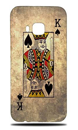Amazon.com: King of Spades Playing Deck Cards Hard Phone ...