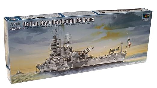 2 opinioni per Trumpeter 05318- Vascello della marina militare italiana, scala 1:350