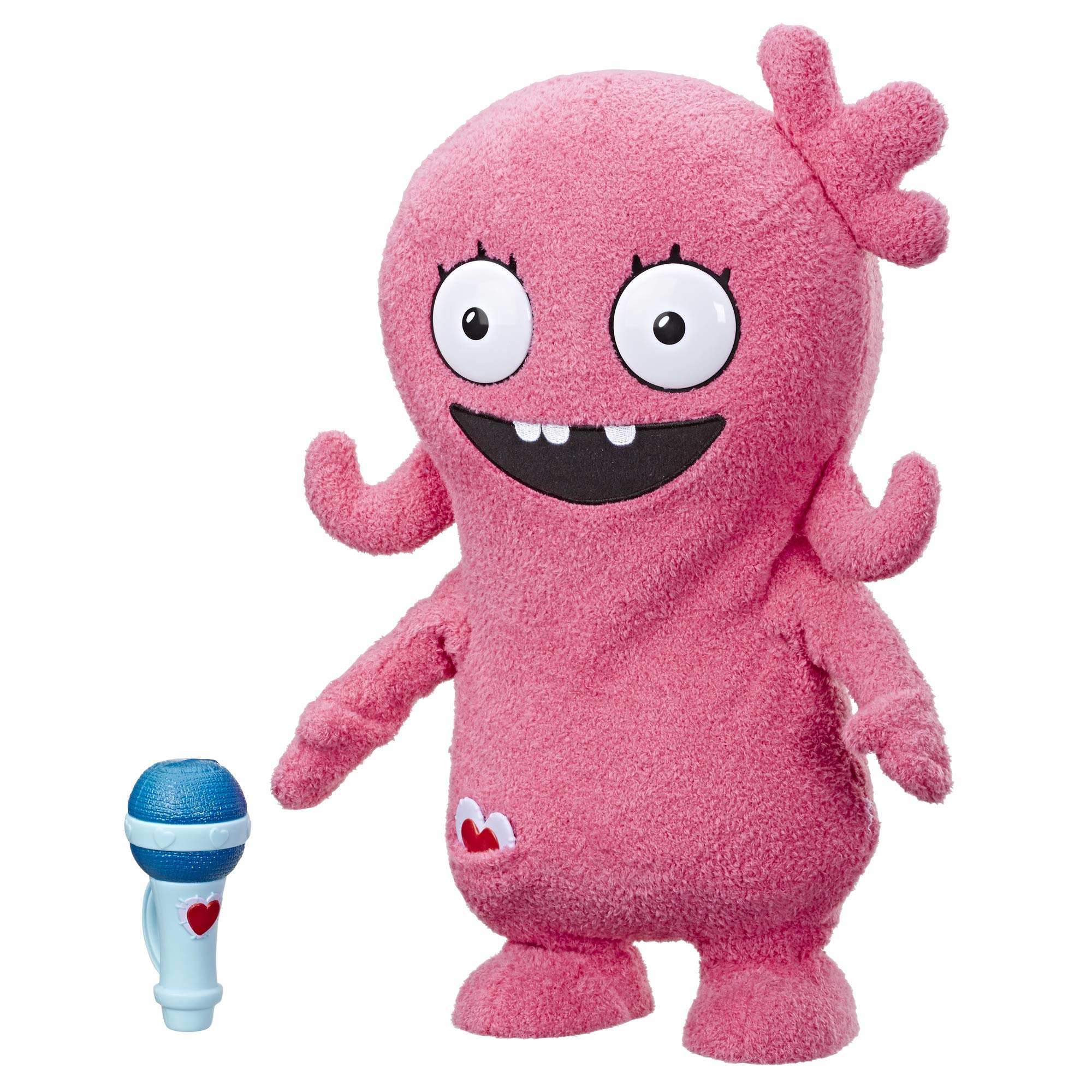 Hasbro UglyDolls Dance Moves Moxy, Toy That Talks, Sings, and Dances, 14 inches Tall by Hasbro