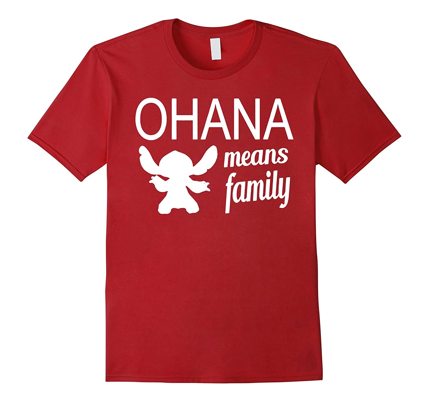 Ohana Means Family Lilo Stitch Shirt Premium-RT