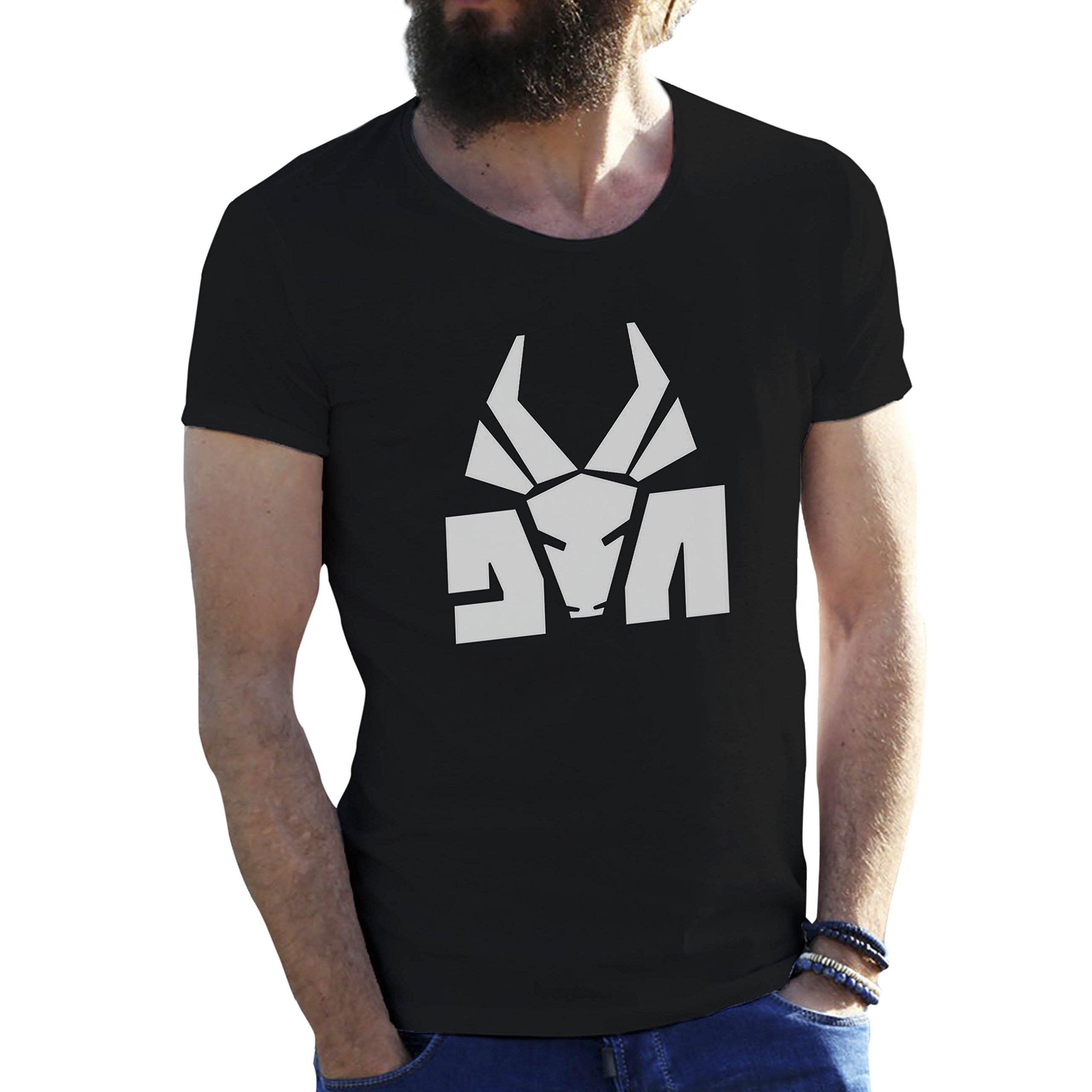 Die Antwoord Top Rap Star Ninja Yolandi Logo Negro Camiseta ...