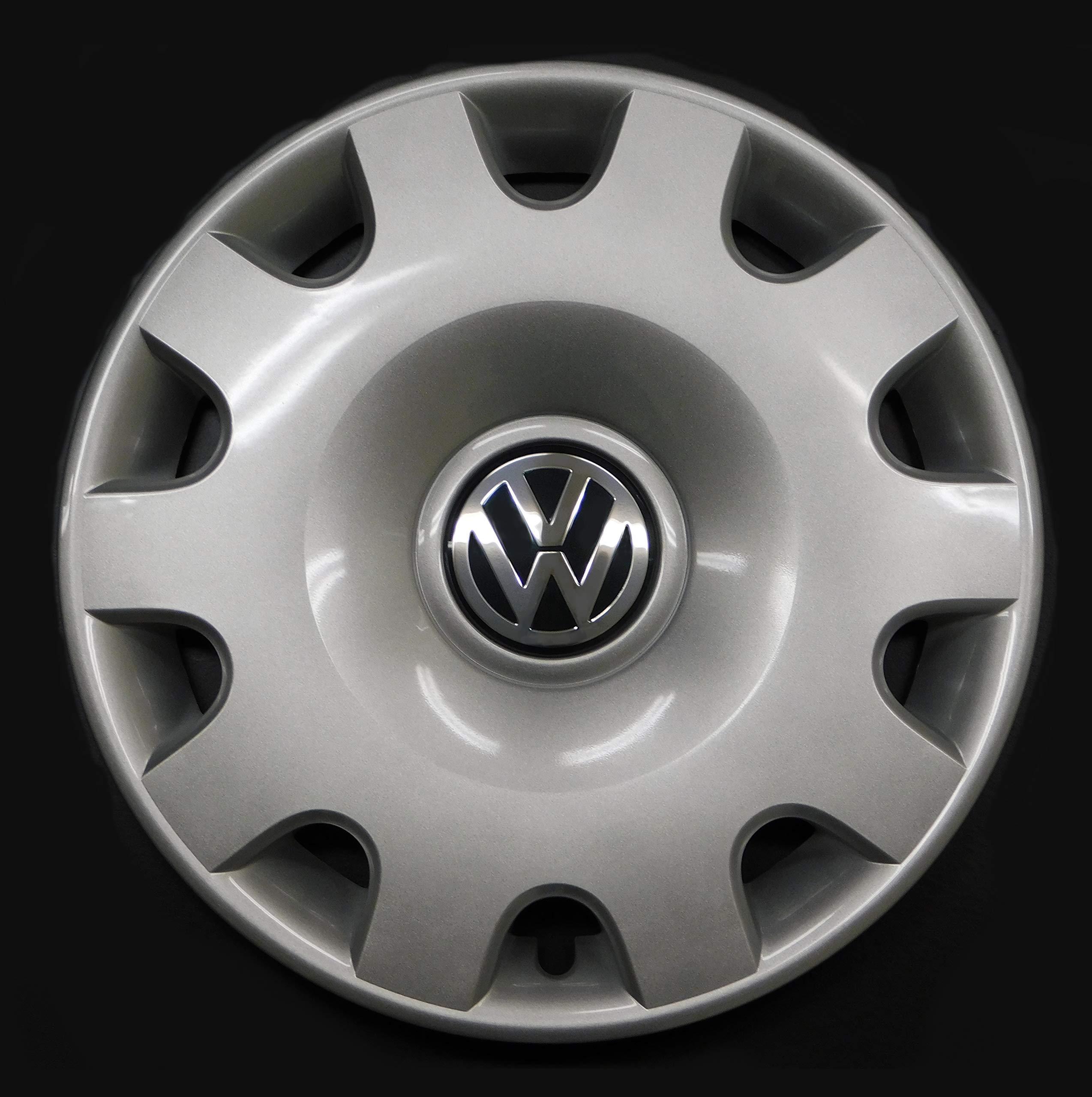 Amazon.com: Volkswagen 1J0601147NGJW Hubcap Jetta 1999-2005 Cover fits 15 Inch Wheel: Automotive