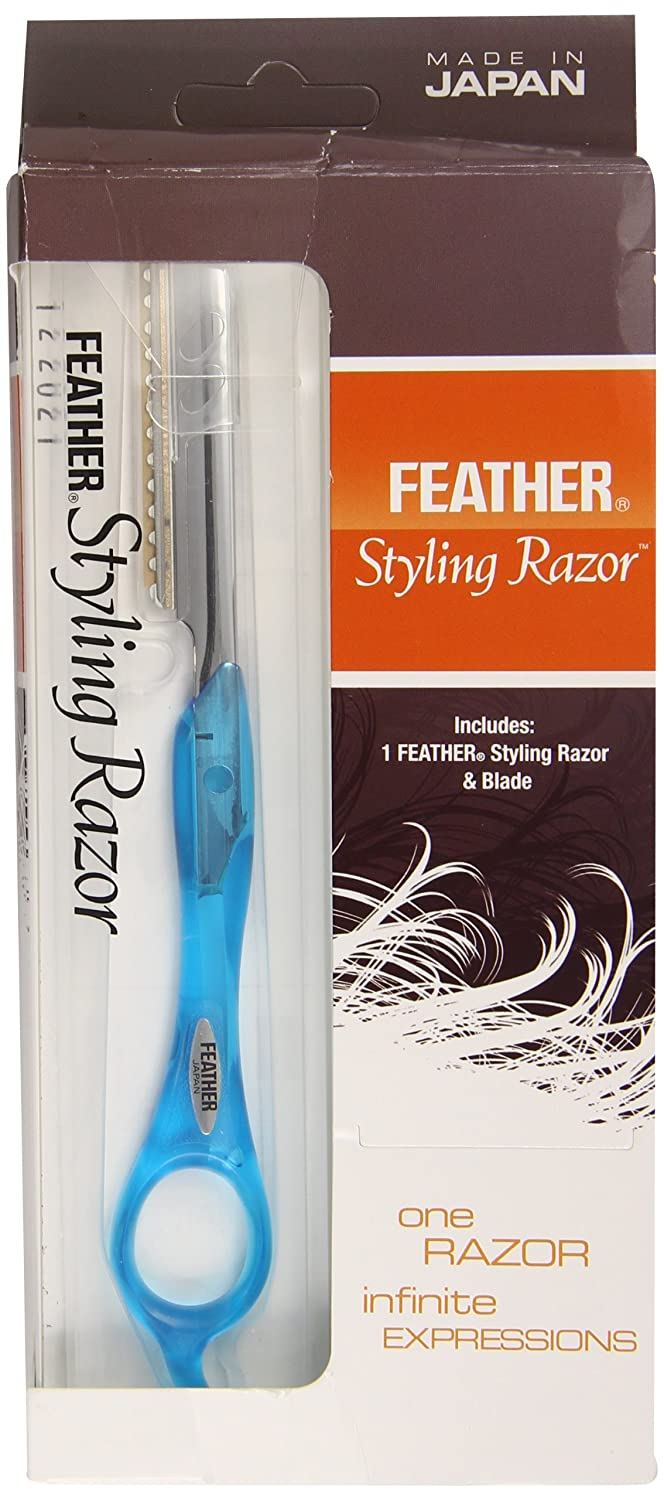 Feather Tomei Fuchsia Razor Kit 4902470595405