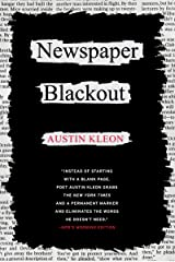 Newspaper Blackout Kindle Edition