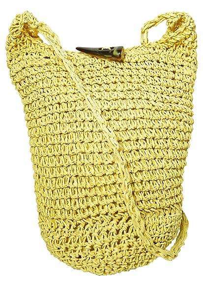 Amazon.com: BIJoux De Ja - Bolso de mano para mujer, diseño ...