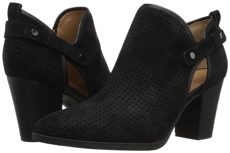 Franco Sarto Women's Dakota W Ankle Boot B0751LC9J7 8 W Dakota US|Black f5e3cd