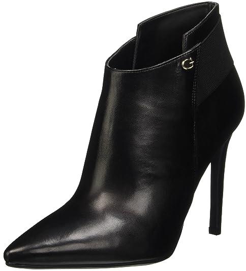 Guess FLOL24SUE09 Scarpe alla caviglia con tacco a spillo Donna Nero 40 EU