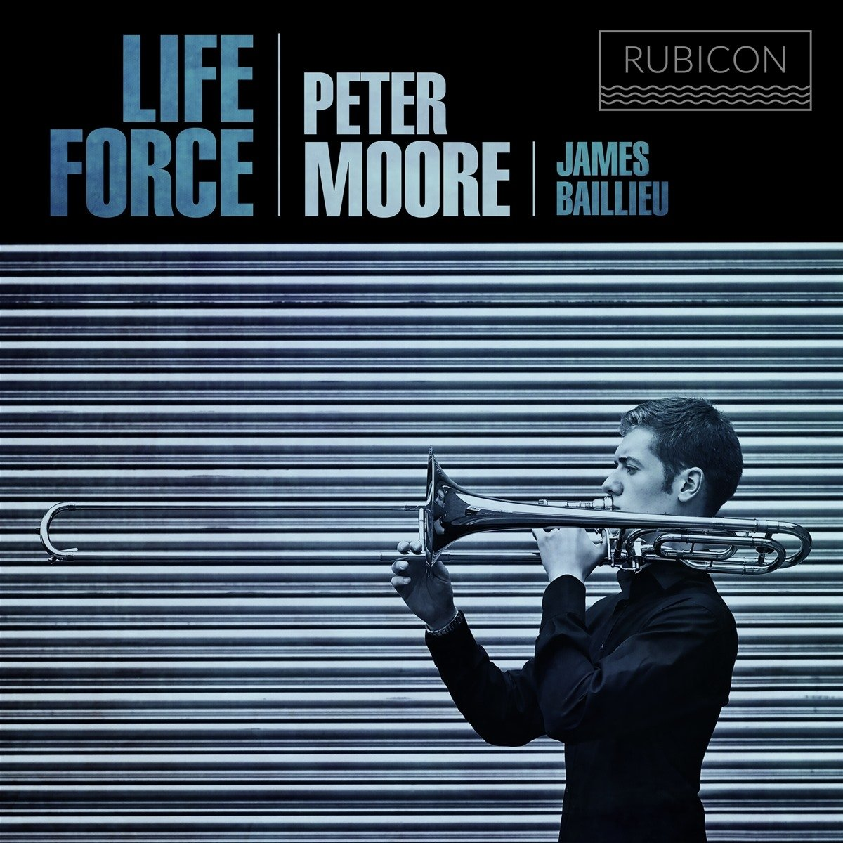 CD : Peter Moore - Life Force (CD)