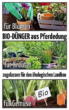 100% biológico – Aprobado para el agricultura orgánicos 2 tamaños: Amazon.es: Jardín