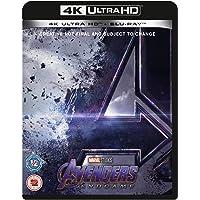 Avengers Endgame 4K UHD